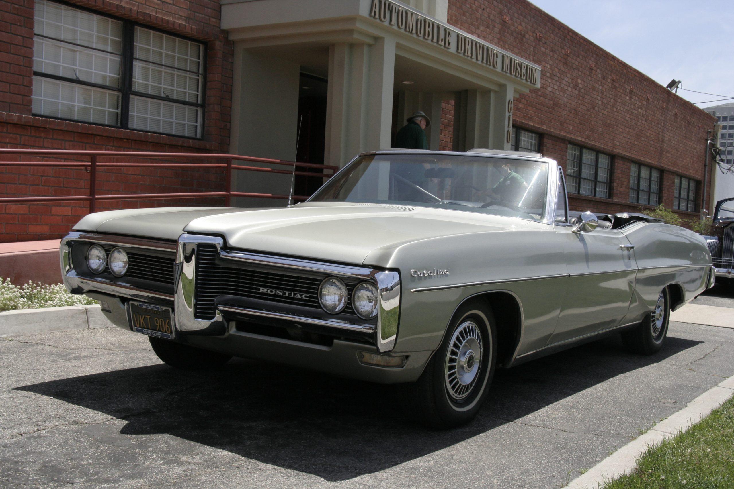1968 Pontiac Catalina for rent