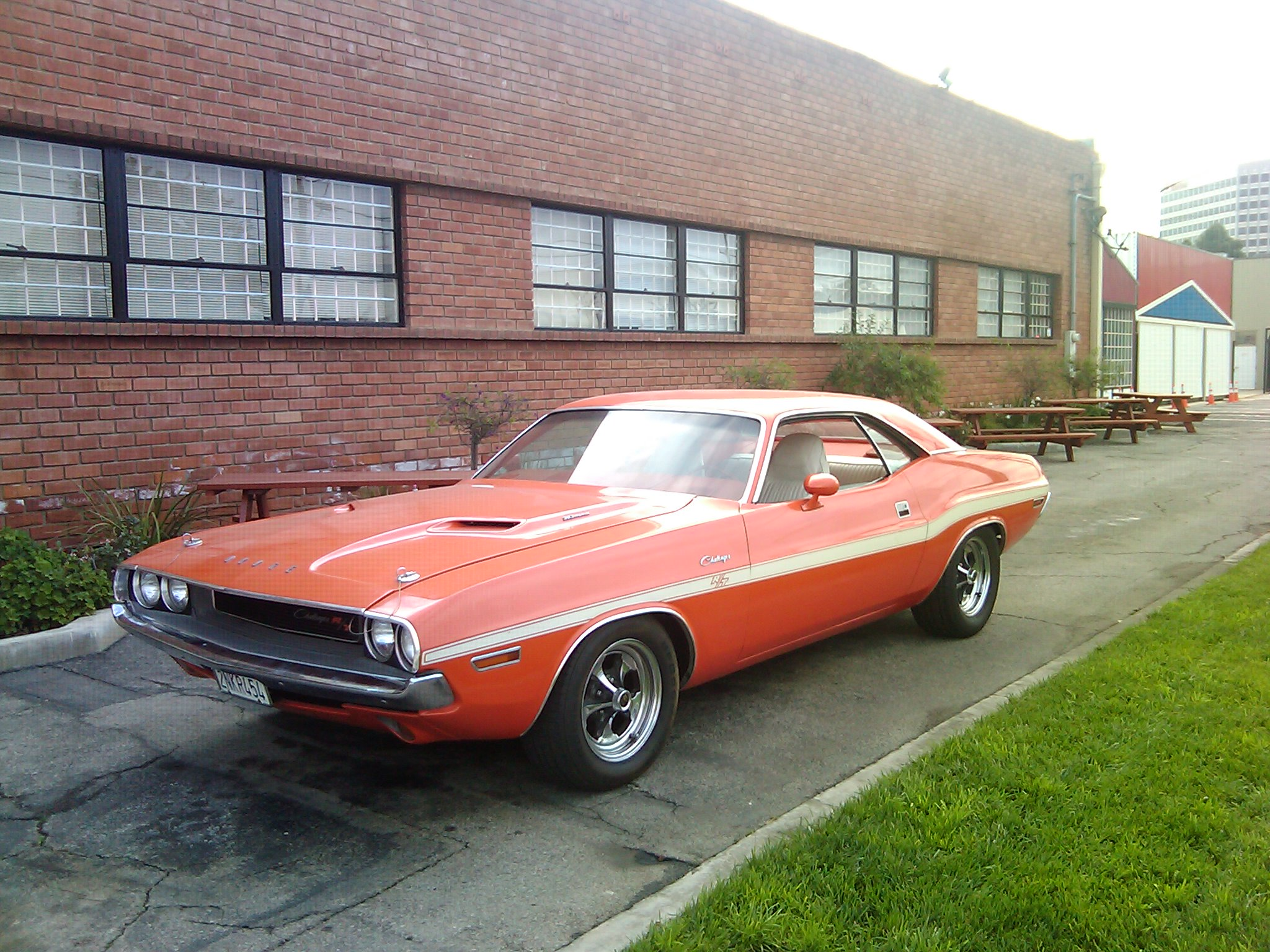 1970 Dodge Challenger for rent