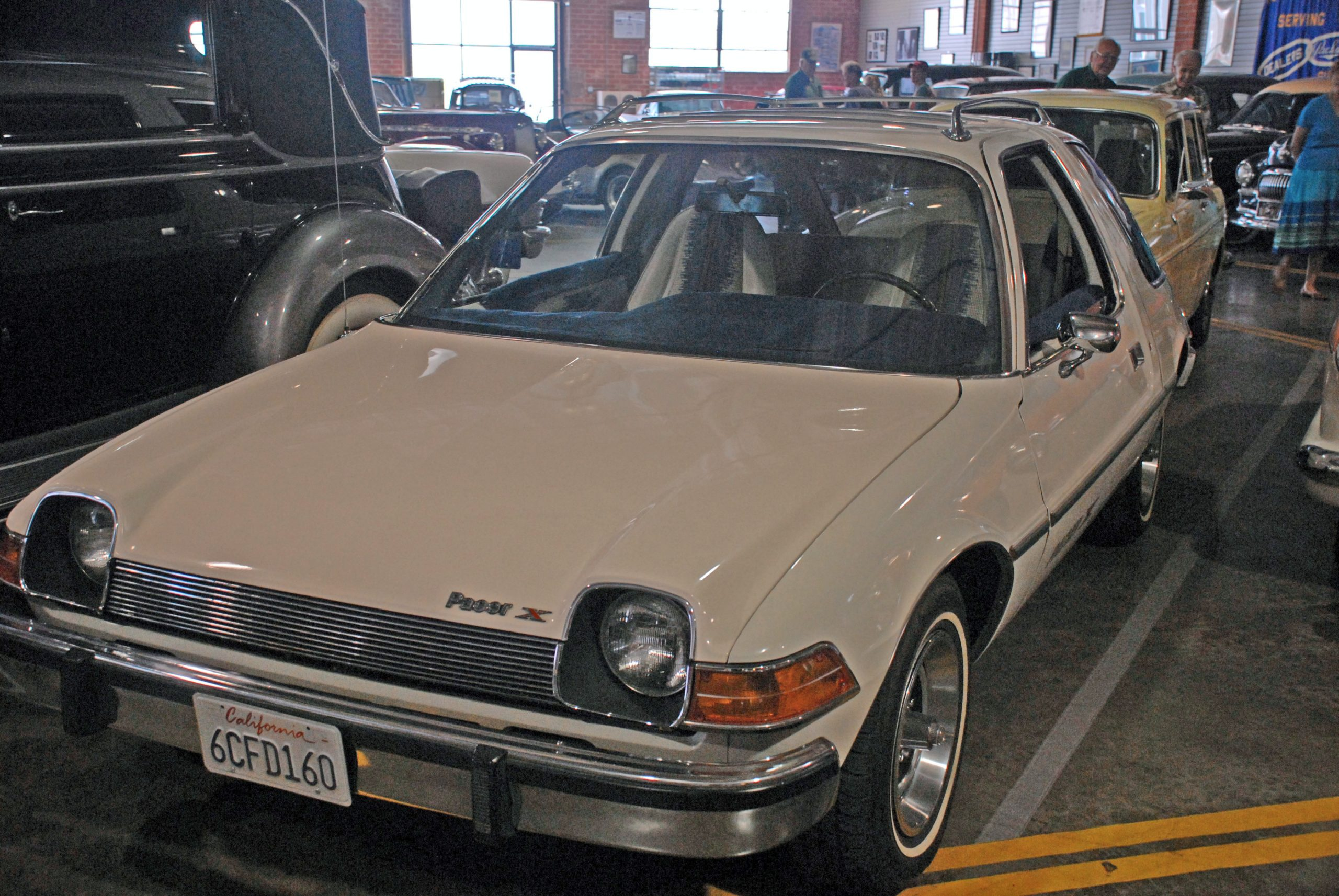 1975 amc pacer for rent