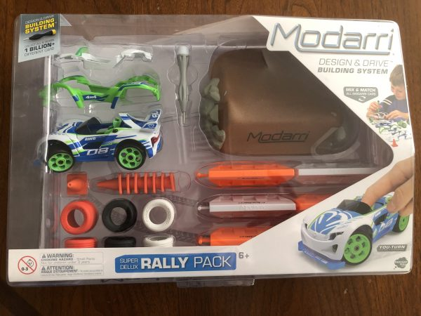 Modarri Super Delux Rally Pack