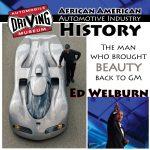 Ed Welburn Black History Month