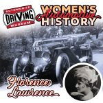 Florence Lawrence Women's Automotive History