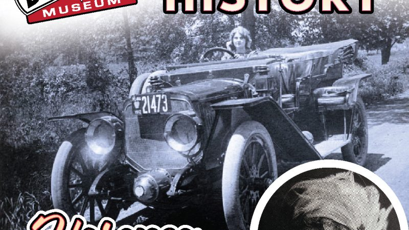 Florence Lawrence Women's Automotive History