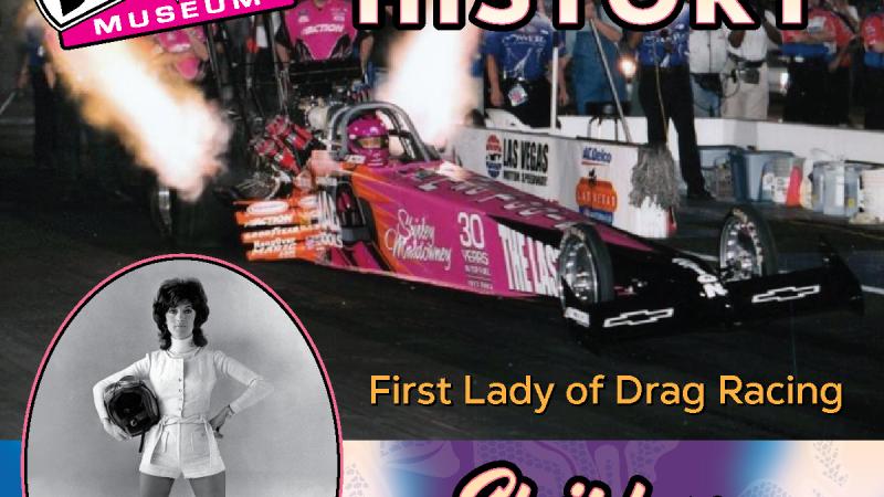 Shirley Muldowney Women's History