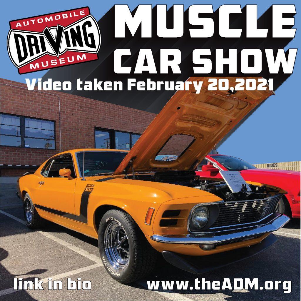 Muscle Car Show El Segundo ADM