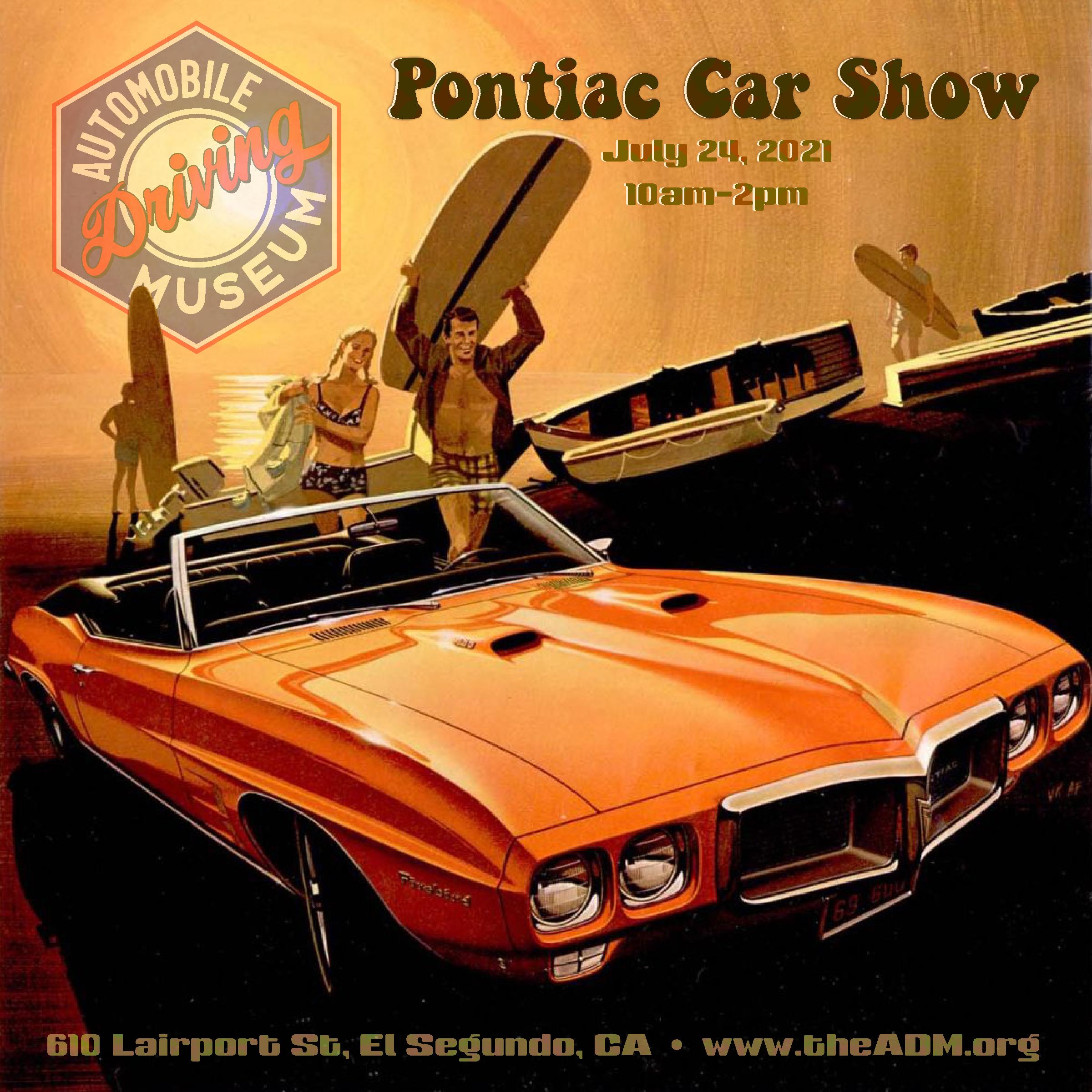 Pontiac Car Show El Segundo
