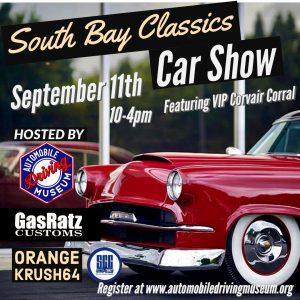 South Bay Classics Car Show