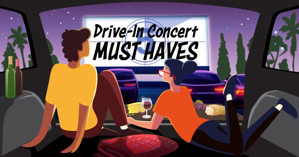 Drive-In Concert Checklist: What to Bring for the Best Experience
